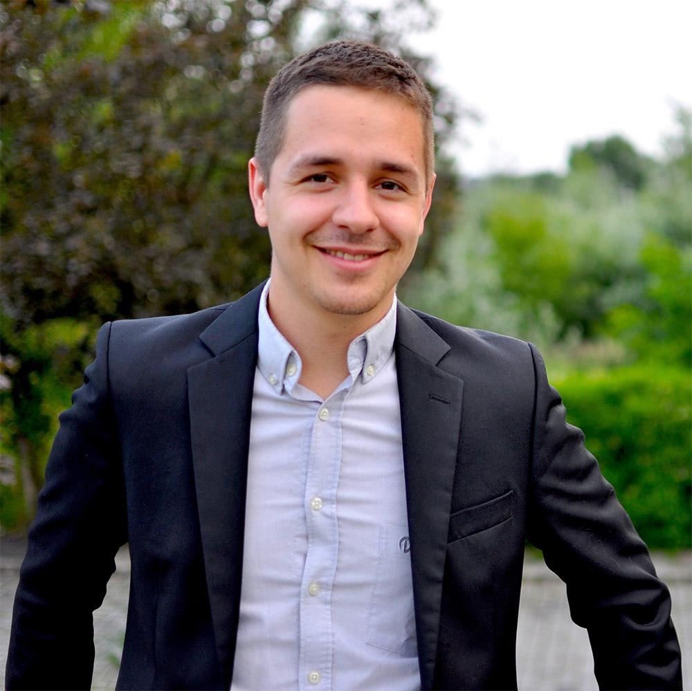 Mathias Haas SuperSocial CEO