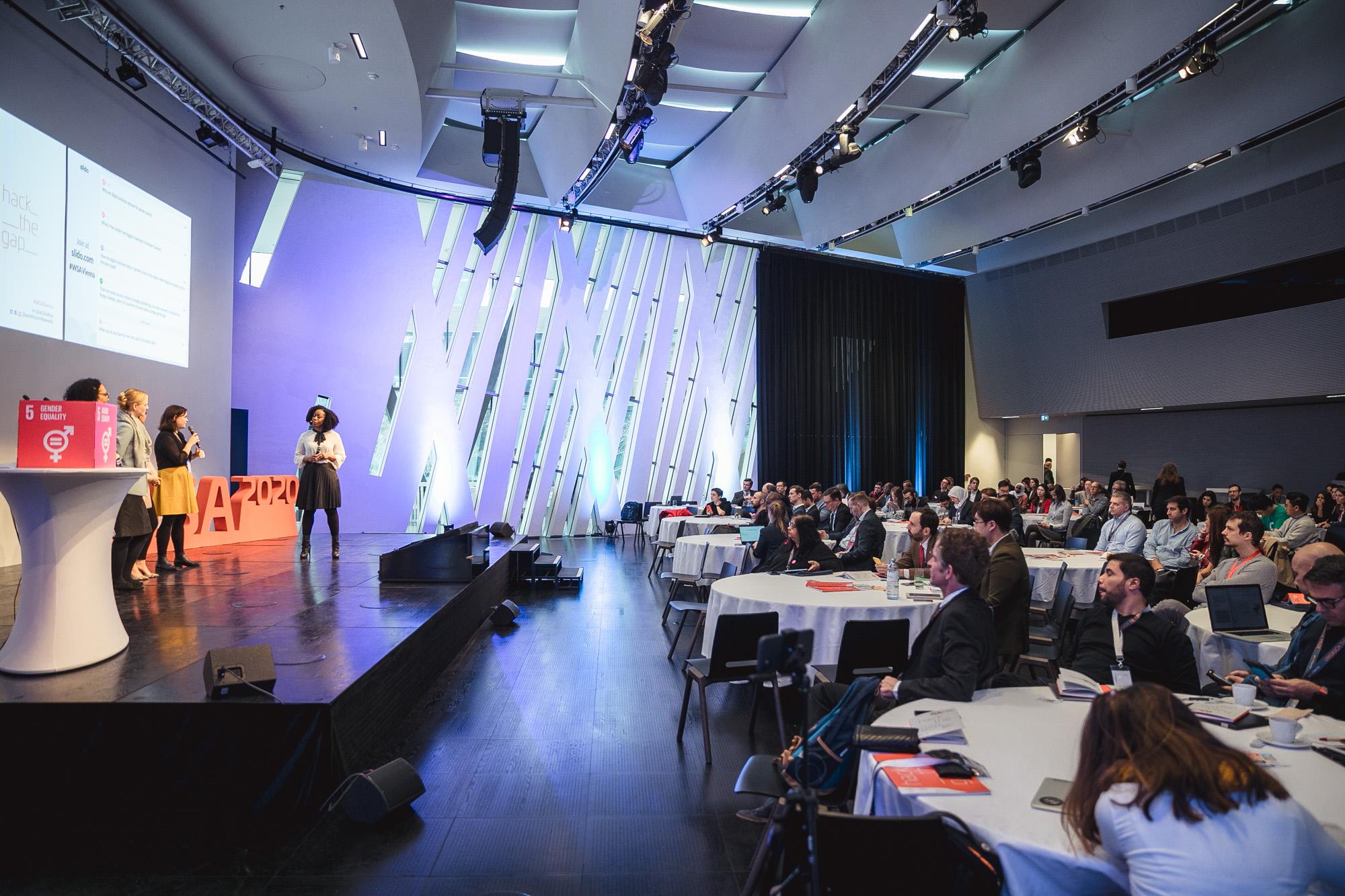 Willkommen beim WSA-Austria, dem Österreichischen Vorentscheid des World Summit Awards.
