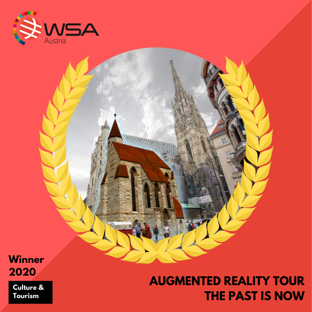 Augmented Reality Tour The Past is Now